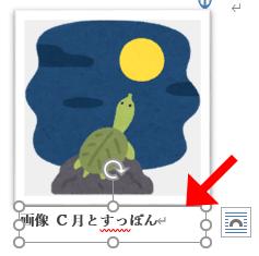 図表番号がテキストボックスで表示された画像