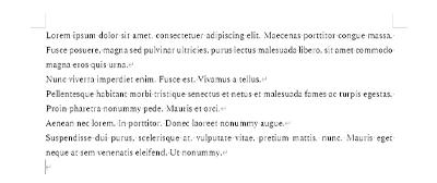 英文の例文が挿入された画像