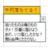 【Excel・エクセル】プルダウン(ドロップダウン)メニューを作成して、リストから選