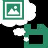 【Excel・エクセル】画像や図は保存できない?方法はないの?